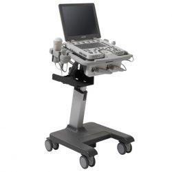 MySono U6 Ultrasound System vista izquierda