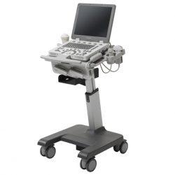 MySono U6 Ultrasound System vista derecha