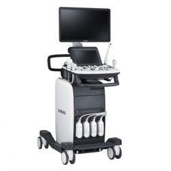 H60 Ultrasound System vista izquierda