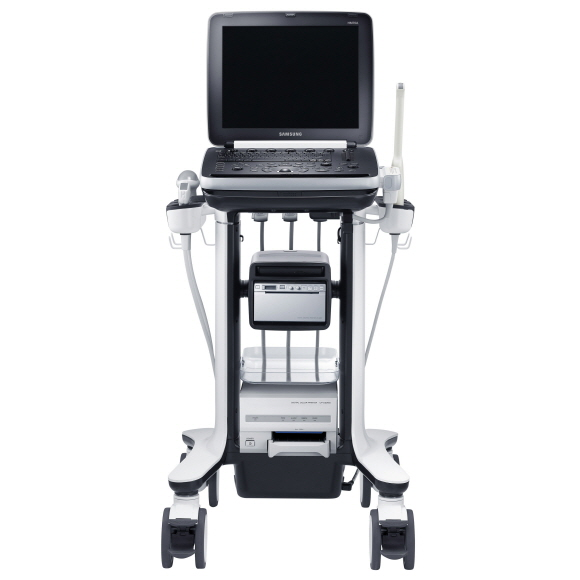 HM70A with Plus Ultrasound System