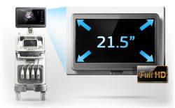 21.5-inch Full HD LED Monitor