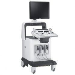 EKO 7 Cardiovascular Ultrasound System vista izquierda
